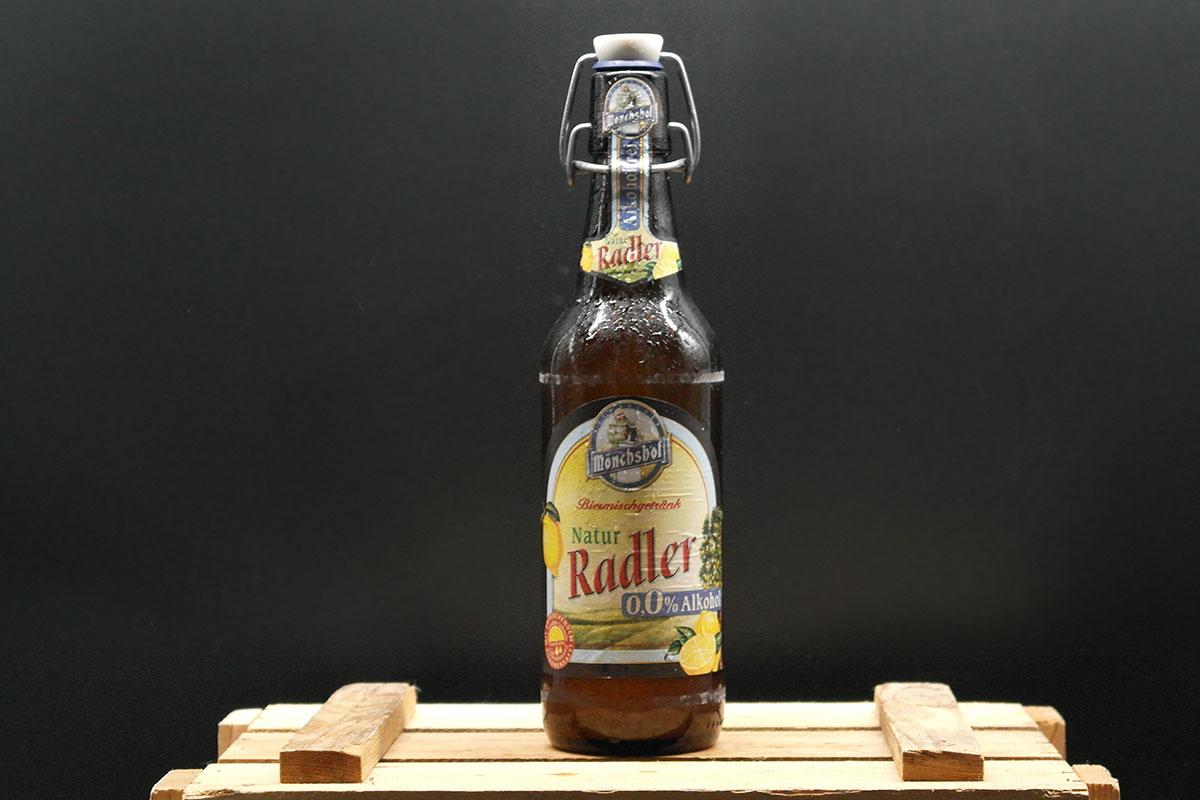 Mönchshof Natur Radler  0,0%