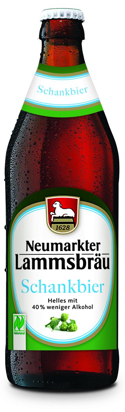 Neumarkter Lammsbräu Schankbier