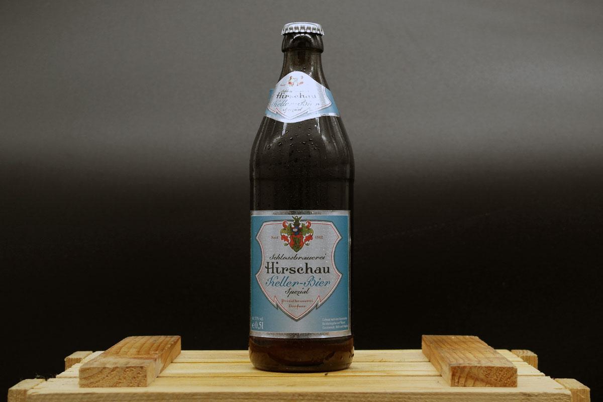 Schlossbrauerei Hirschau  Keller-Bier