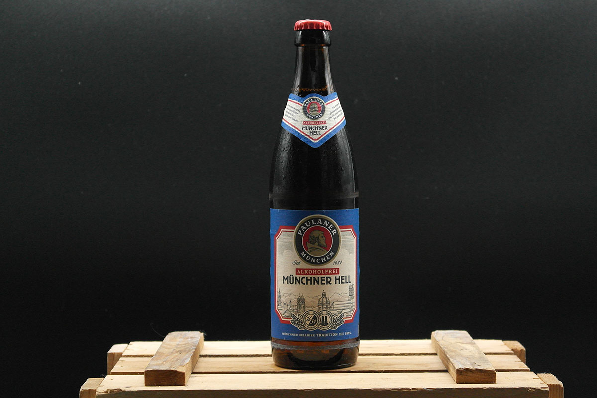 Paulaner Münchner Hell  alkoholfrei