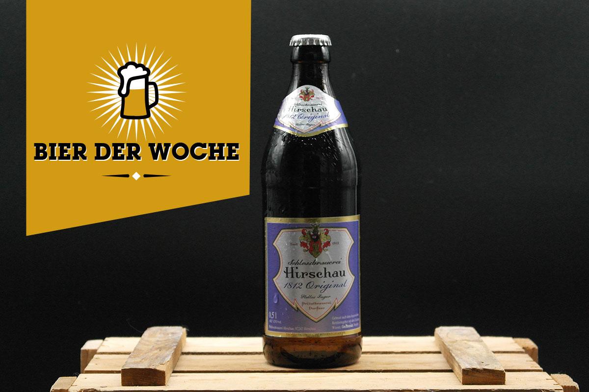Bier der Woche: Hirschauer Hell