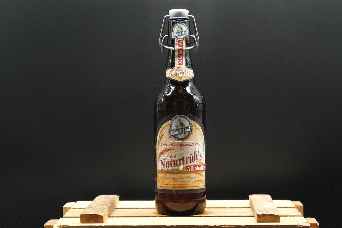 Mönchshof Naturtrüb Alkoholfrei