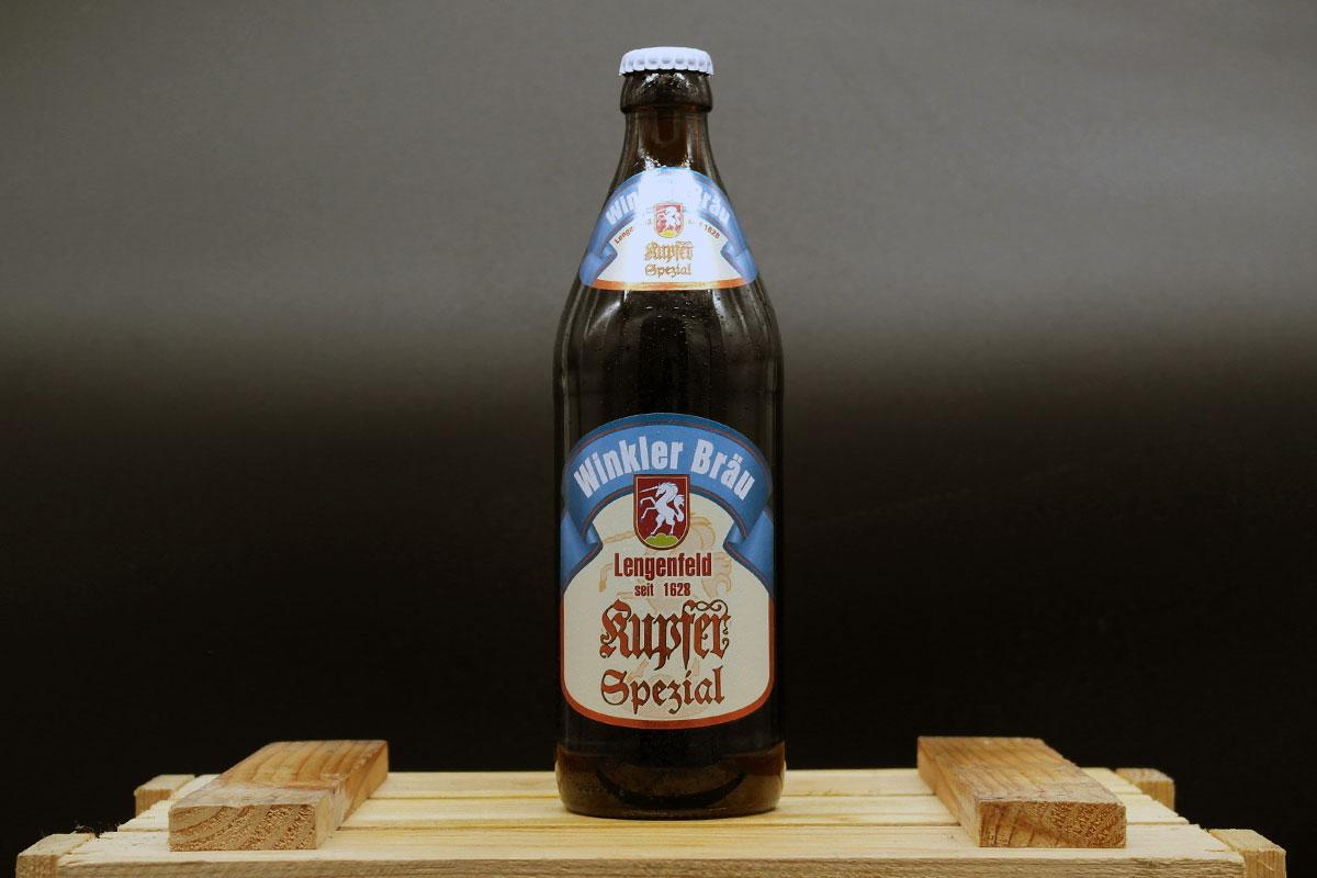 Winkler Kupfer alkoholfrei