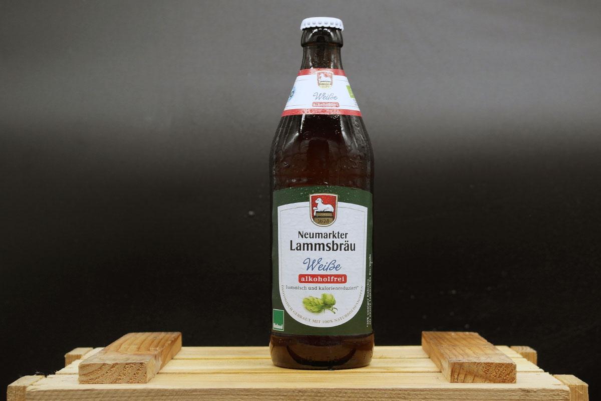 Neumarkter Lammsbräu Weiße  Alkoholfrei