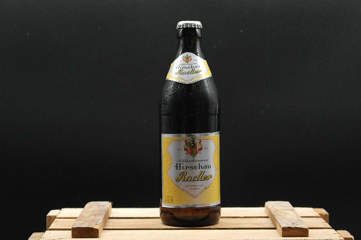 Schlossbrauerei Hirschau - Dorfner Radler 0,5